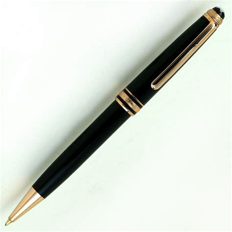 Montblanc 75th Anniversary Mechanical Pencil   Airline