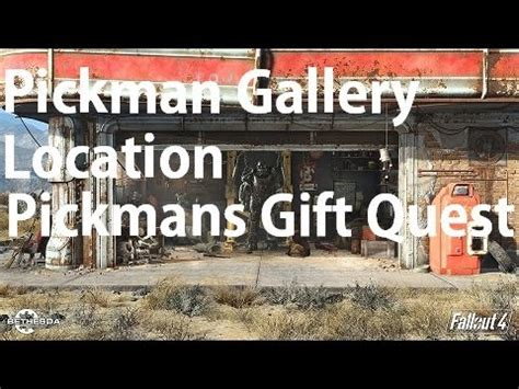 blade hq location fallout 4 pickman s blade location pickman s gift quest