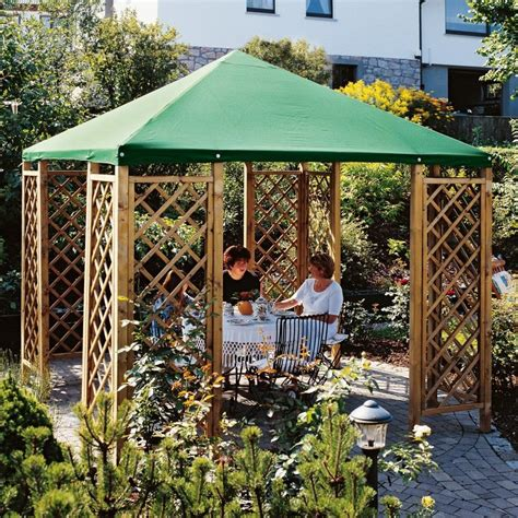 Gartenpavillon Hagebaumarkt by Gartenpavillon Holz Aus Polen Bvrao