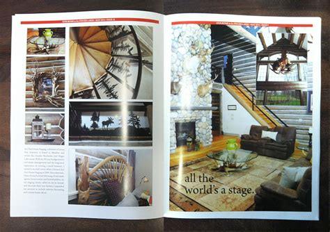 home staging magazine in the press our home magazine act two home staging