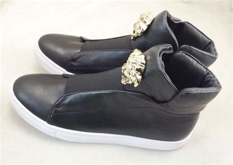 mens versace sneakers versace shoes replica versace shoes for outlet cheap