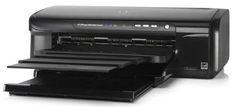 Tinta Printer Hp Officejet 7000 Wide Format Trusted Reviews