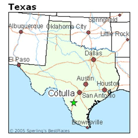 map of cotulla texas best places to live in cotulla texas