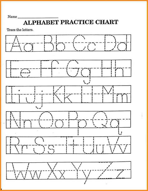 Worksheets For Pre K by 7 Pre K Worksheets Printable Media Resumed