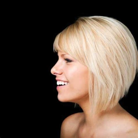 how to cut a bob shaped in a v at the nape 50 best bob cuts bob hairstyles 2017 short hairstyles
