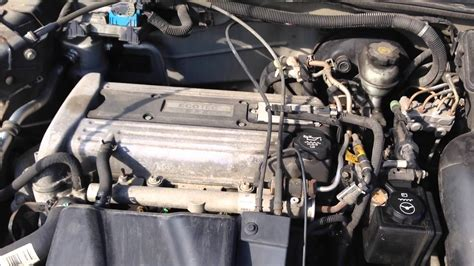 car engine repair manual 2004 chevrolet cavalier engine control e3ce229 2003 chevrolet cavalier 2 2 ecotec engine test youtube