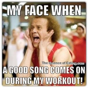 Birthday Workout Meme - richard simmons exercise quotes quotesgram