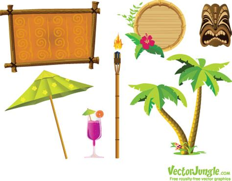 illustrator jungle tutorial vector freebies tropical jungle pack illustrator
