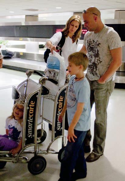 Andre Agassi Steffi Graf Their Louis Vuitton Bags by Andre Agassi And Andre Agassi Steffi Graf Photos Photos