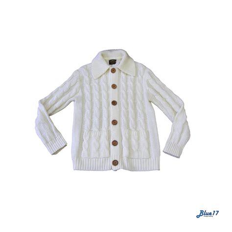 White Knit Cardigan 19834 70s white cable knit cardigan blue 17 vintage fashion
