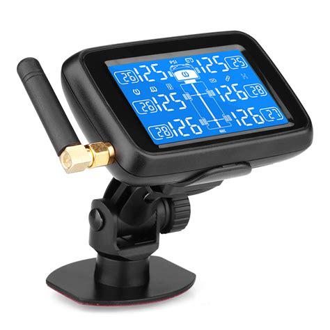 tire pressure monitoring system auto wireless tpms car truck tire pressure monitoring