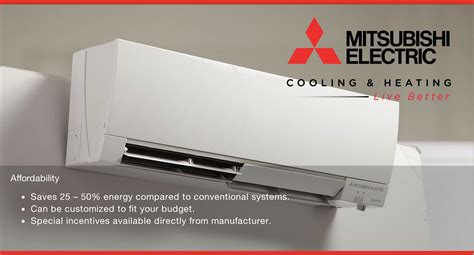 mitsubishi comfort cost 10 reasons why you should consider a mitsubishi ductless