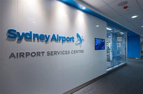 airport service sydney airport services department intermain pty ltd