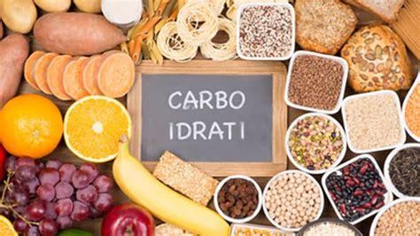 alimentazione carboidrati carboidrati dieta alimenti e cibi contenenti carboidrati