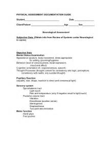 physical assessment documentation guide