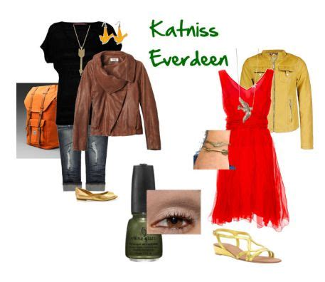 girls life  hunger games inspired outfits