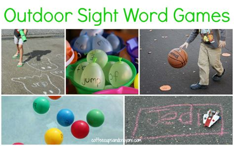 what is a fun game to play at christmas with family sight word to play outdoors coffee cups and crayons