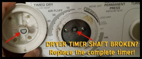 Dryer Knob Not Working by Dryer Knob Broken Here Is The Info You Need For