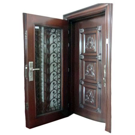 Sell Exterior Security Door Hy F226 Xiamen Hong Sheng Exterior Security Door