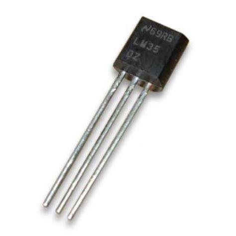 Lm35 Lm35dz Lm 35 lm35dz temperature sensor boutique semageek