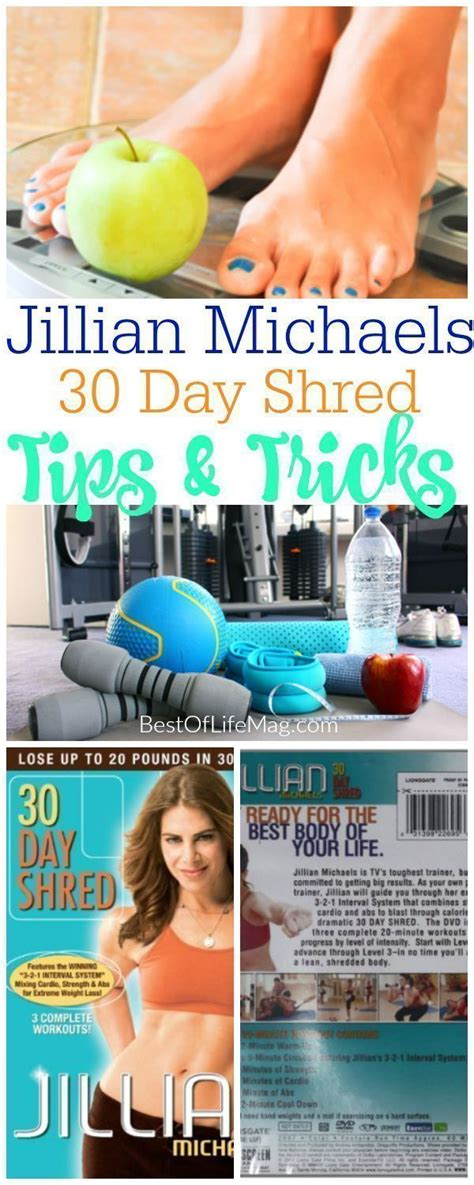Jillian Detox And Shred Pills by Jillian 30 Day Shred Workout Tips Shred Workout