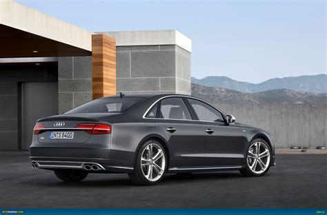 Audi A8 S8 by Ausmotive 187 2014 Audi A8 S8 Facelift Revealed