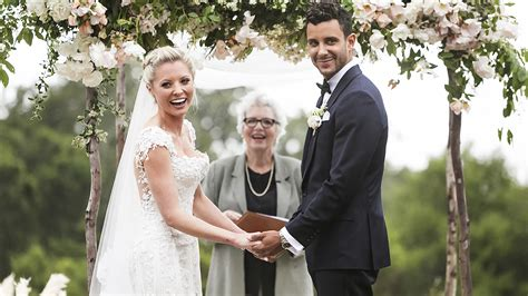 empire tv show stars at wedding image empire star kaitlin doubleday marries in stunning outdoor