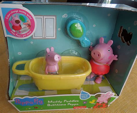 Pig In Bathtub Peppa Pig Toys Reviewed