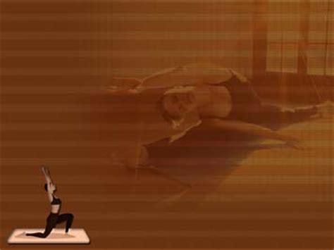 yoga  powerpoint templates