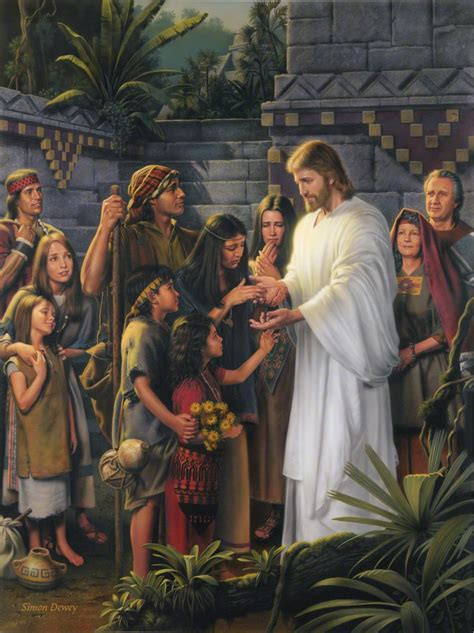 portraits of jesus a reading guide books jesus visits the americas