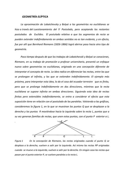 bernhard riemann que hizo geometria eliptica by marco sald 237 as issuu