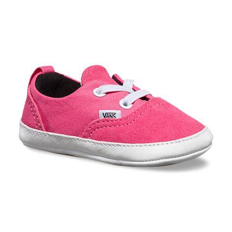 Crib Vans by Baby Vans Era Crib Pink Shoes Ukno 10143 Cheap Vans