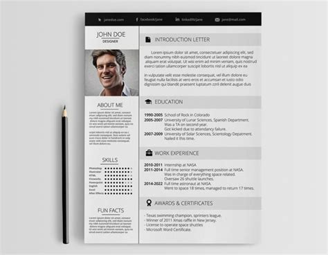 A Simple Resume Example by Mac Resume Template 44 Free Samples Examples Format