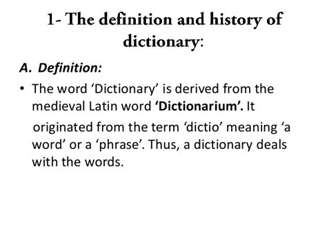 Meaning Of The Word Word Meaning
