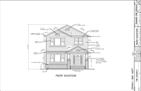 2 story house floor plans and elevations jovan ii the 1650 sq ft two storey shergill homes