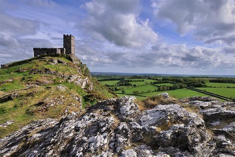 Western Home Decore quot brentor church dartmoor national park devon quot by dave