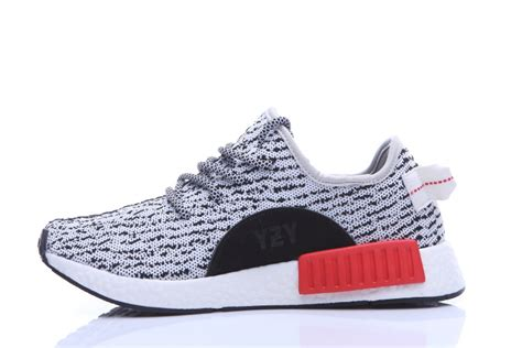 Adidas Nmd Runner Yezzy discounted factory outlet cheap nike uk size trainers adidas yeezy nmd runner 2 white black