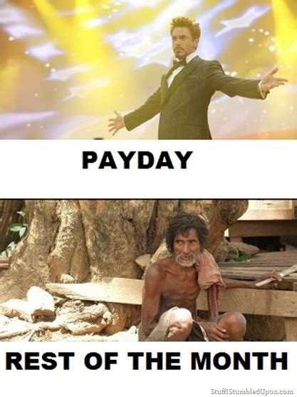 Me On Payday Meme - how to cease living check to check the writerz block