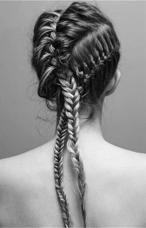 #braids #fishtail   Cornrow hairstyles, African braids