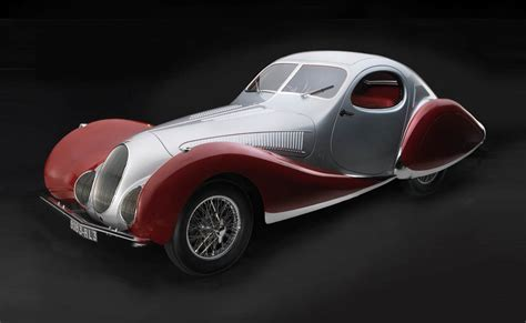 sensuous steel art deco automobiles at the frist center