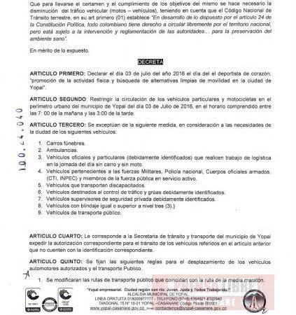 impuestos de carros y motos de yopal casanare el 3 de julio d 237 a sin carro y moto por media marat 243 n de