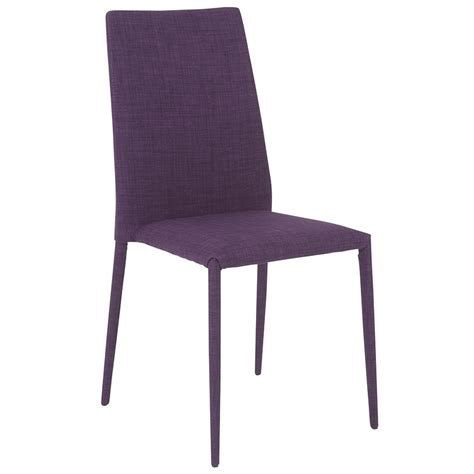 purple dining chairs chester modern purple dining chair eurway furniture