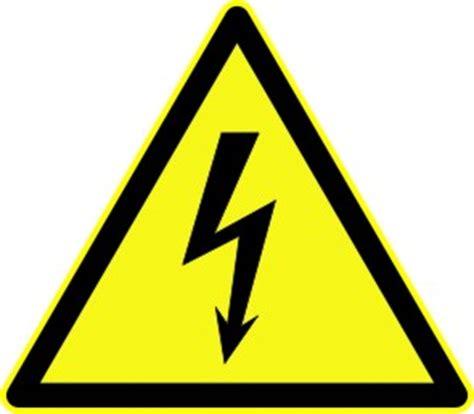 Folien Aufkleber Beschriftbar by Warnung Aufkleber Elektrische Spannung 10 St 252 Ck 225 H 5cm
