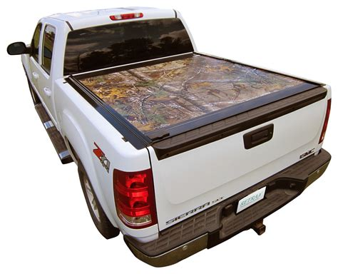 truck bed tops retrax realtree camo truck bed covers now available