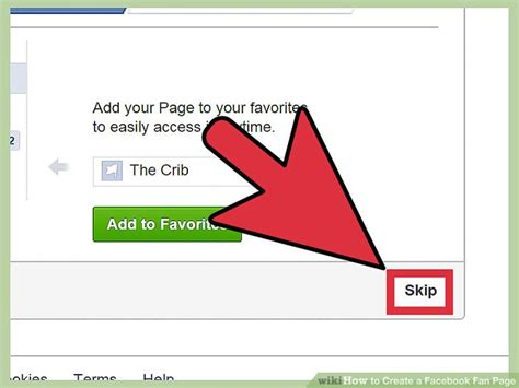 create a fan page on facebook without a profile how to create a facebook fan page 9 steps with pictures