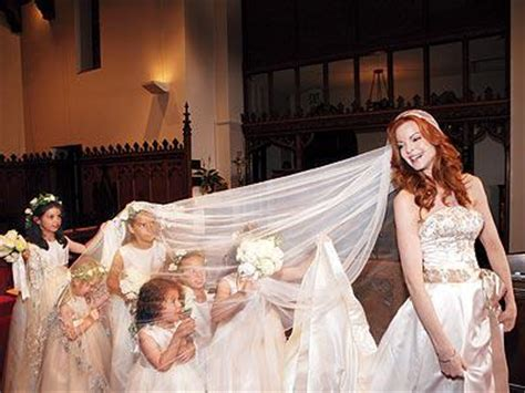 marcia cross tom mahoney wedding marcia cross tom mahoney mariages de stars