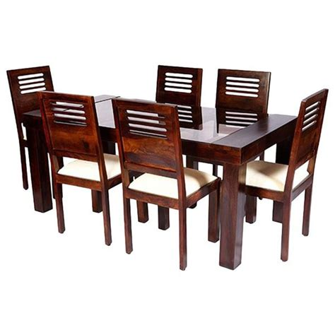 ethnic india madrid 6 seater sheesham wood dining ethnic india 6 seater sheesham wood dining set available at snapdeal for rs 29999 ethnic india