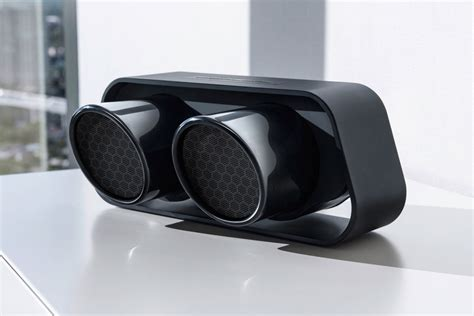 design speakers porsche 911 gt3 speaker showcases an exhaustive amount of