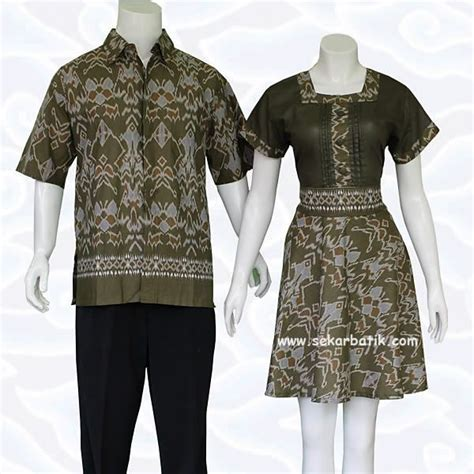 Sarimbit Dress Nabila Gentong Batik pin by baju batik on dress batik sarimbit