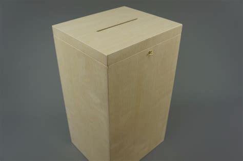 Wooden Wedding Gift Card Box - p29 50 lockable plain wood wooden box for wedding cards post box wishing well ebay